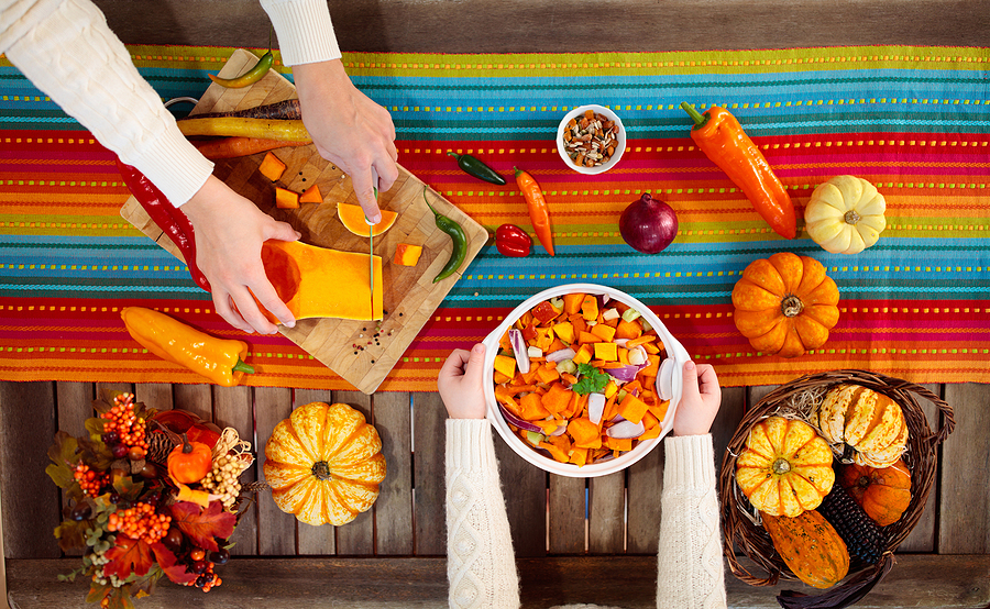 Find out how to make traditional holiday foods healthier by swapping out sugar and making veggie-focused side dishes.