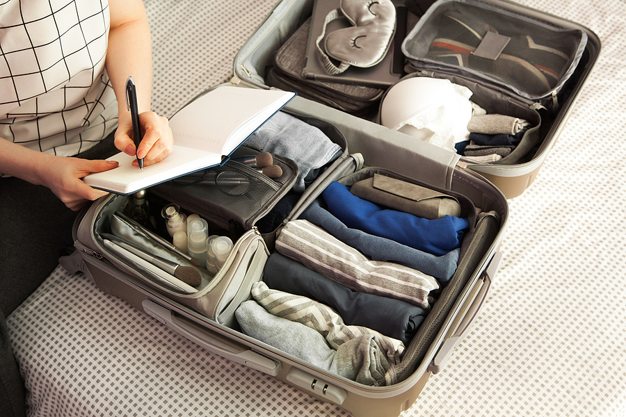Follow this hearing loss packing list to ensure smooth travels.
