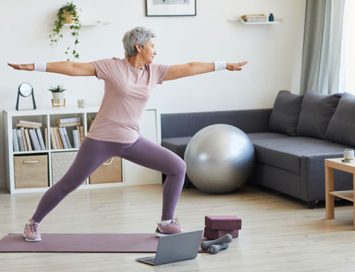 6 Ways to Stay Active Indoors