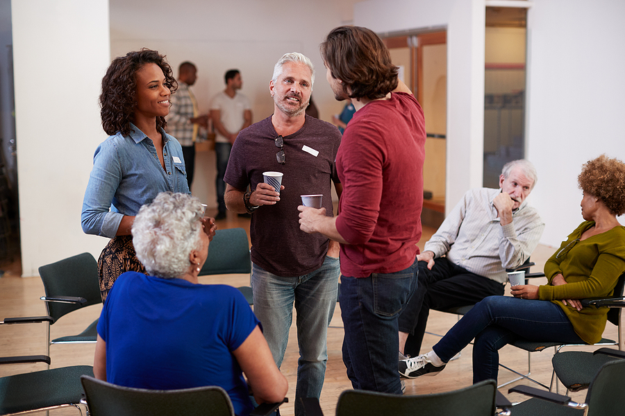 Your hearing loss support group can offer you support and recommendations.