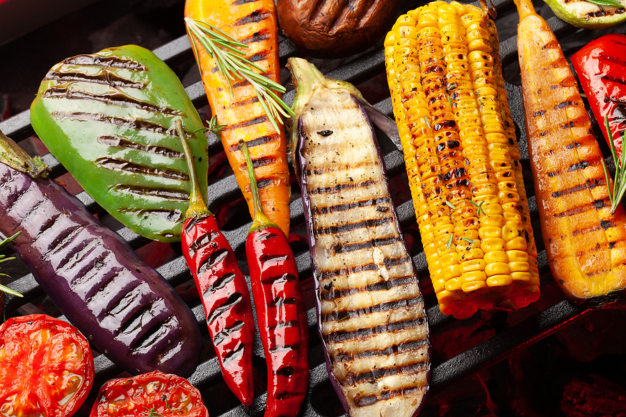 These healthy grilled recipes cut out the red meat.