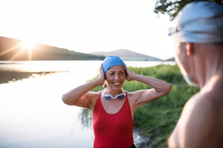 These tips will teach you how to protect your ears from water while swimming.