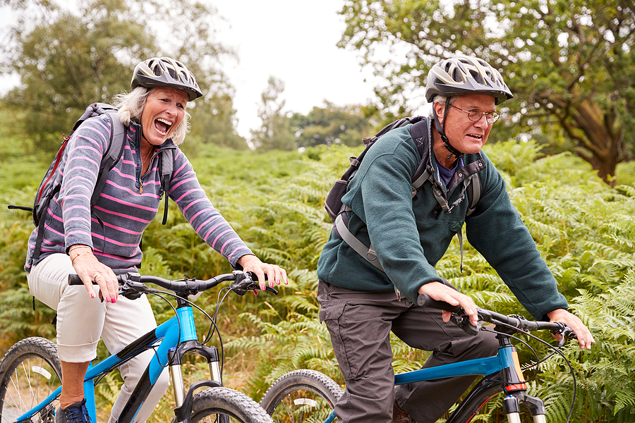 Once you learn how to start cycling, you'll have a low-impact and fun way to stay active.