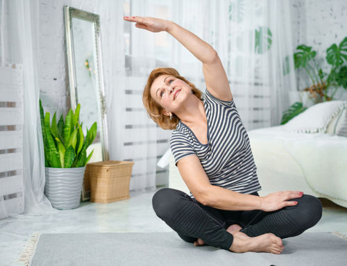 7 Simple Stretching Exercises