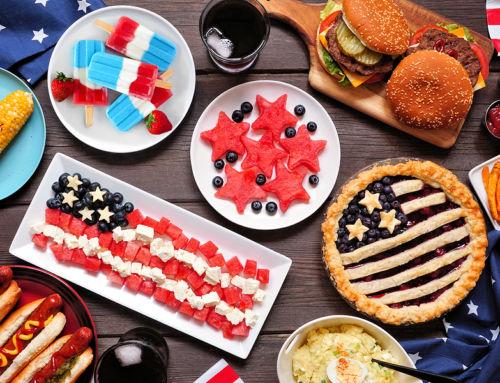 6 Festive 4th of July Recipes