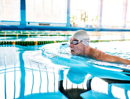 6 Swimming Exercise Tips