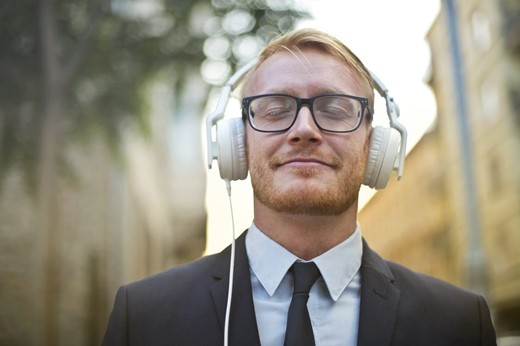 The best headphones for your ears are typically over the ear models, not earbuds.