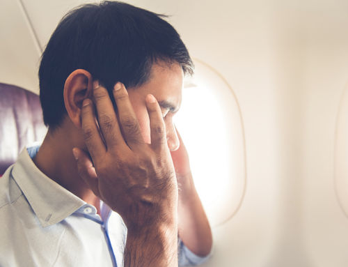 How to Ease Ear Pain While Flying