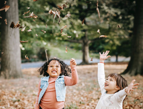 7 Outdoor Activities to do with Kids This Fall