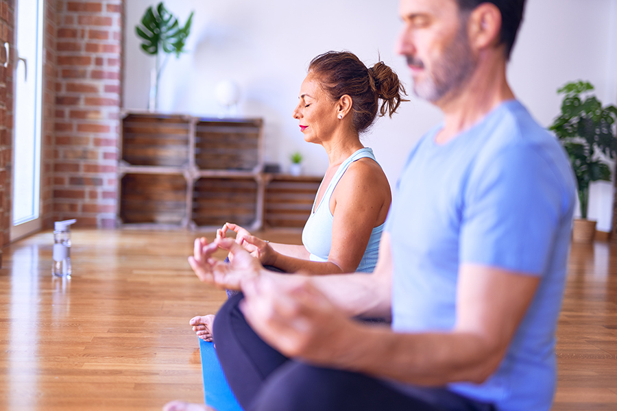 The benefits of self-care can be physical as well as mental.