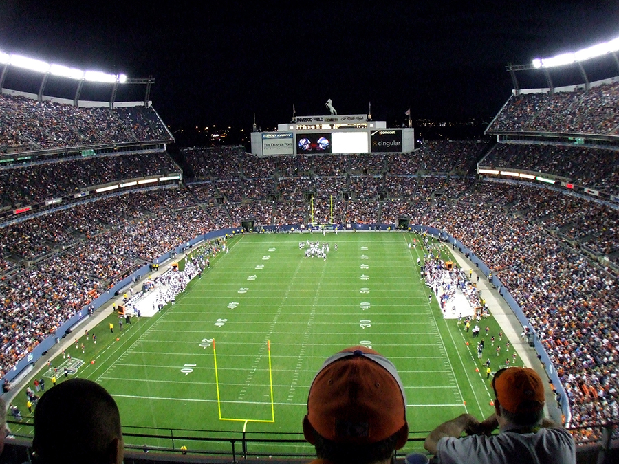 One of the top hearing protection tips for sporting events is to wear hearing protection like ear plugs.