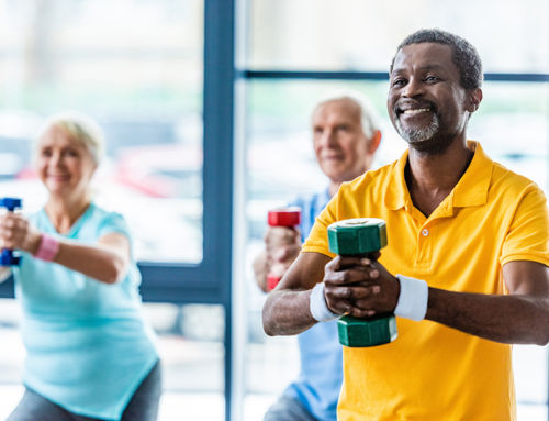 How to Stay Active as You Age