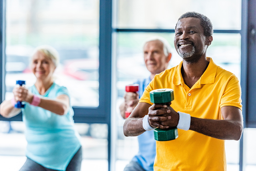 Learning how to stay active as you age is essential to keep your body and mind healthy.