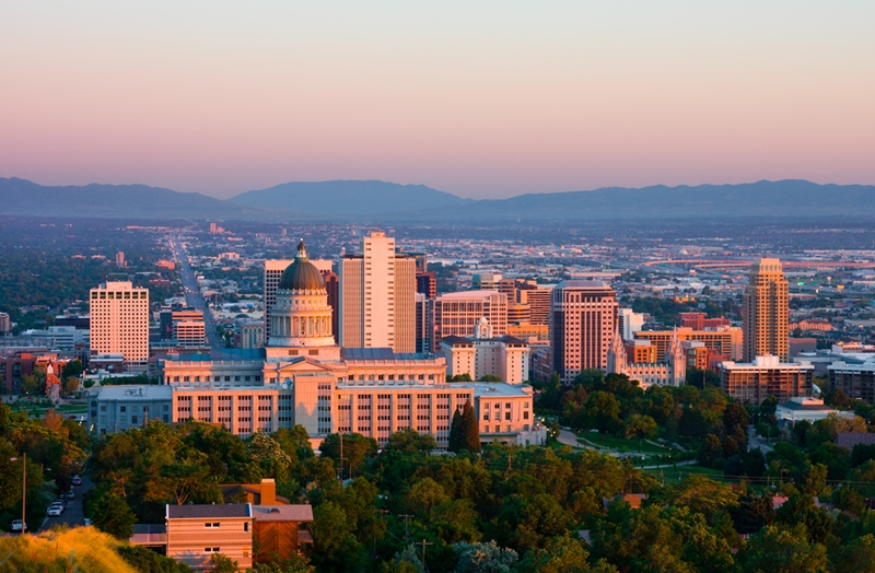 Salt Lake City has a good mix of indoor and outdoor activities to enjoy.