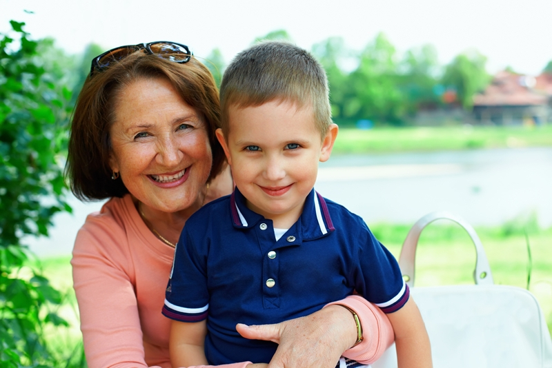 Your grandchild's age affects the degree to which you explain hearing loss.